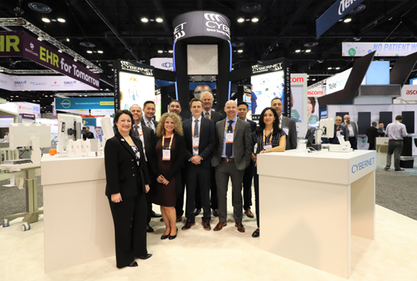 Cybernet at HIMSS 2019