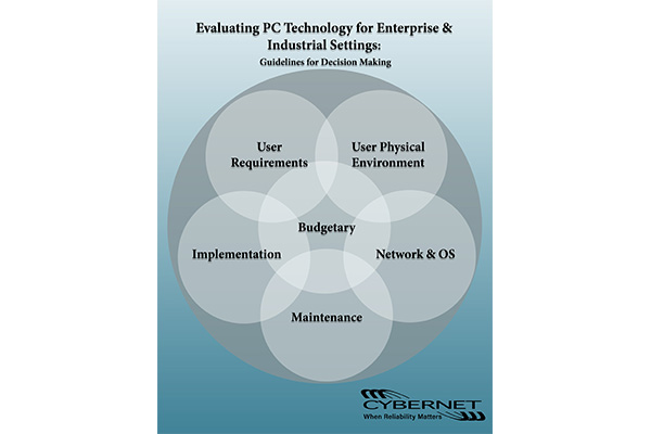 Evaluating PC Technology: Enterprise & Industrial Settings