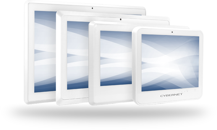 Fanless Medical Panel PCs with Multiple Screen Sizes and Resolutions