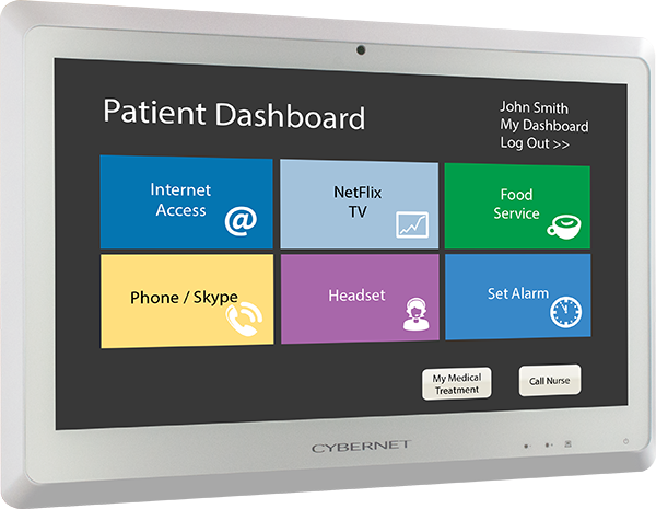 Fanless Medical Panel PC for Infotainment